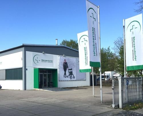 Merzendorfer Reha-Technik in München